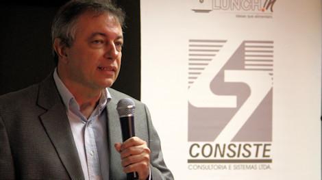 LUNCH-in CONSISTE com Joaci Góes