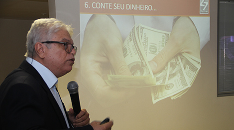 LUNCH-in CONSISTE com Jorge Ramalho