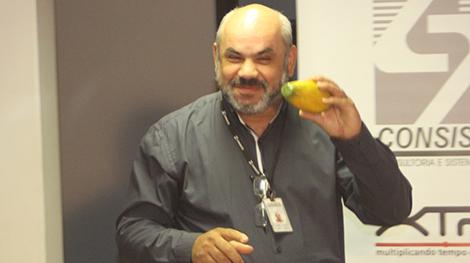 LUNCH-in CONSISTE com Marcos Le Pera